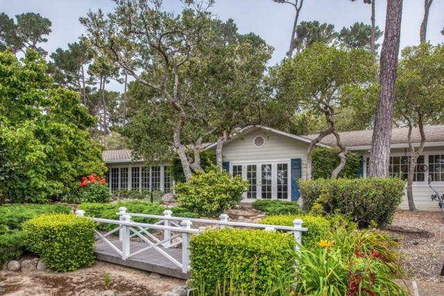 3961 Ronda Rd, Pebble Beach, CA 93953 (#ML81719758) :: Perisson Real Estate, Inc.