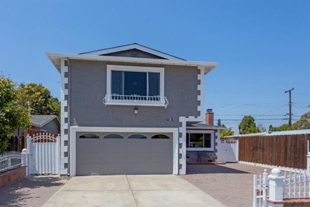 731 Manzanita Ave, Sunnyvale, CA 94085 (#ML81719786) :: RE/MAX Real Estate Services