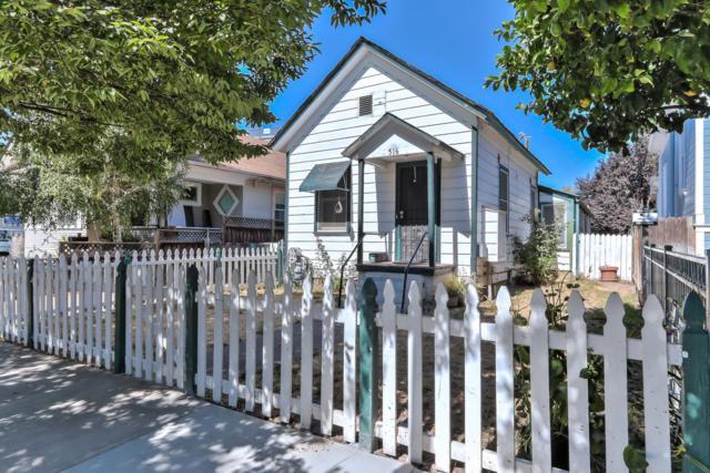 516 S Almaden Ave, San Jose, CA 95110 (#ML81719837) :: The Warfel Gardin Group
