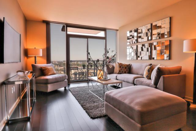 38 N Almaden Blvd 1915, San Jose, CA 95110 (#ML81719930) :: RE/MAX Real Estate Services