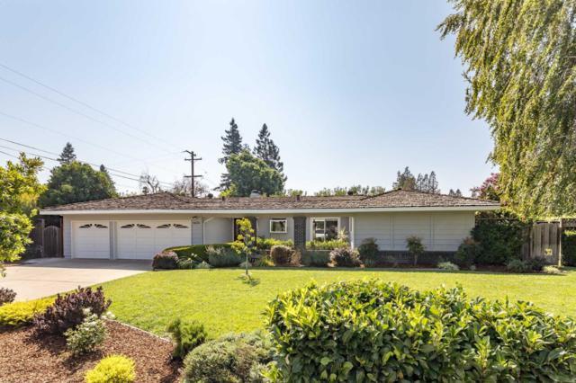 1436 Marlbarough Ave, Los Altos, CA 94024 (#ML81719931) :: RE/MAX Real Estate Services