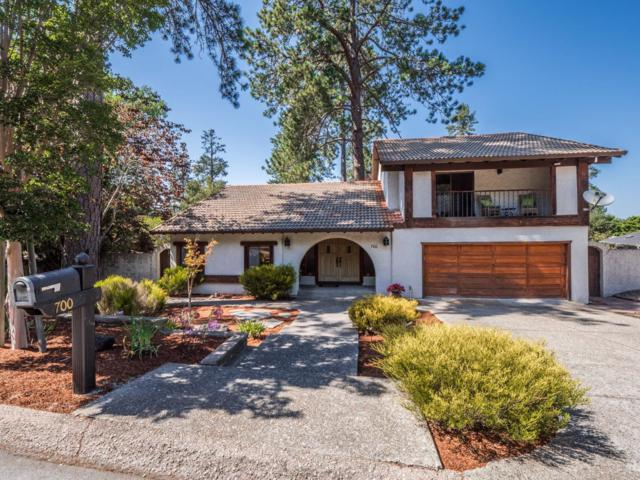 700 Pinecone Dr, Scotts Valley, CA 95066 (#ML81720322) :: Strock Real Estate