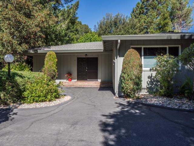 16629 Big Basin Way 3, Boulder Creek, CA 95006 (#ML81720628) :: Strock Real Estate