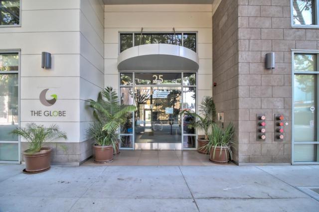 25 S 3rd St 413, San Jose, CA 95113 (#ML81720673) :: The Warfel Gardin Group