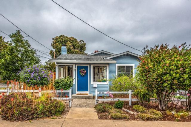 1098 Hoffman Ave, Monterey, CA 93940 (#ML81720785) :: Strock Real Estate