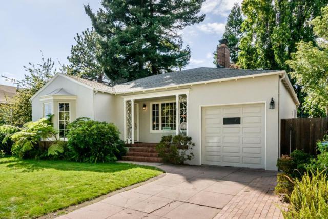 309 E Poplar Ave, San Mateo, CA 94401 (#ML81720960) :: Brett Jennings Real Estate Experts