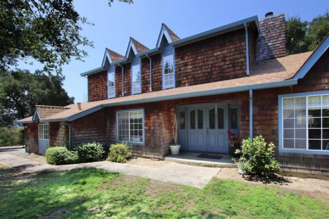 835 Noteware Dr, Ben Lomond, CA 95005 (#ML81721097) :: Julie Davis Sells Homes