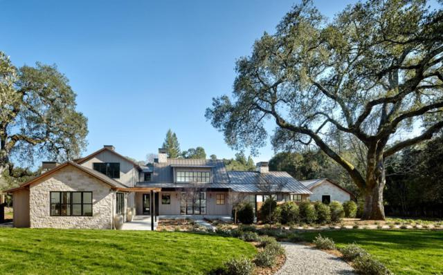 45 Roberta Dr, Woodside, CA 94062 (#ML81721117) :: Julie Davis Sells Homes