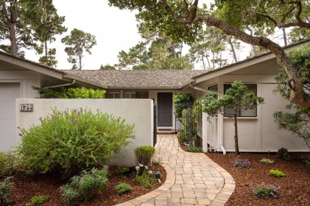 1174 Chaparral Rd, Pebble Beach, CA 93953 (#ML81721159) :: Brett Jennings Real Estate Experts