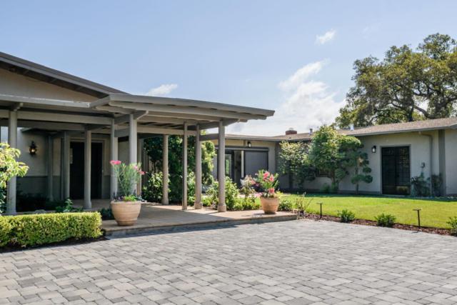 123 Bella Vista Dr, Hillsborough, CA 94010 (#ML81721207) :: Strock Real Estate