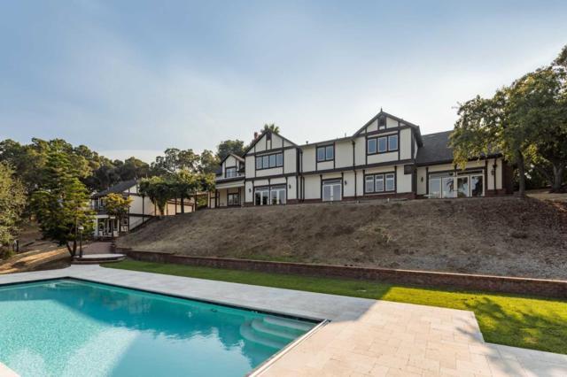 460 Las Pulgas Dr, Woodside, CA 94062 (#ML81721226) :: The Kulda Real Estate Group