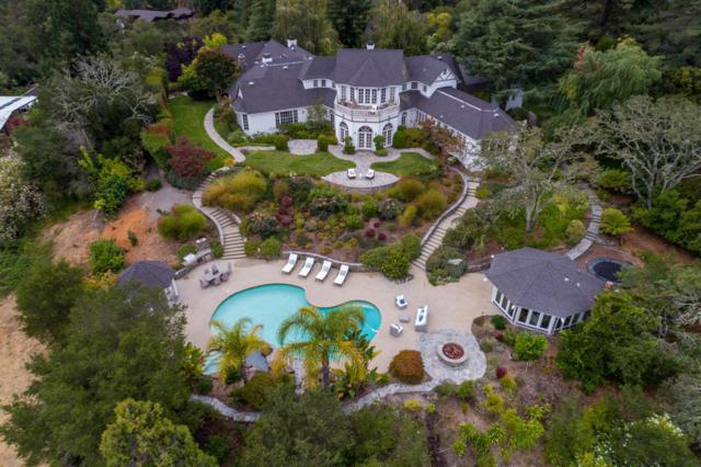 125 Lakeview Dr, Woodside, CA 94062 (#ML81721261) :: The Kulda Real Estate Group