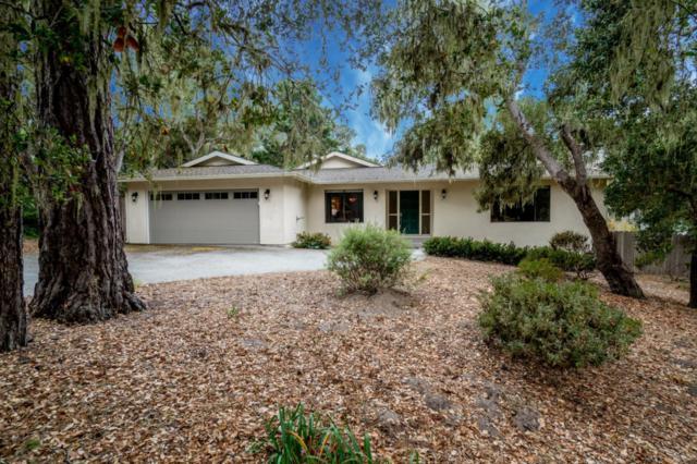 1036 Lost Barranca Rd, Pebble Beach, CA 93953 (#ML81721274) :: Brett Jennings Real Estate Experts