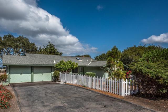 2 Via Zaragosa, Monterey, CA 93940 (#ML81721388) :: Strock Real Estate