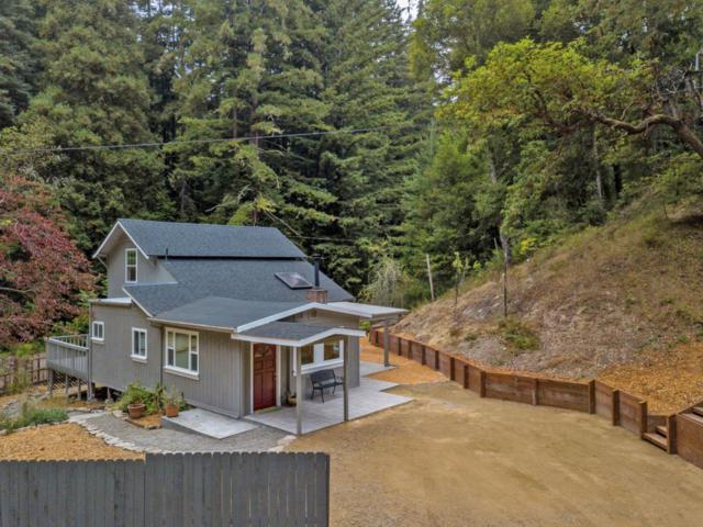 201 Burl Rd, Santa Cruz, CA 95060 (#ML81721431) :: The Warfel Gardin Group