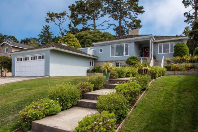 1067 Morse Dr, Pacific Grove, CA 93950 (#ML81721483) :: The Warfel Gardin Group
