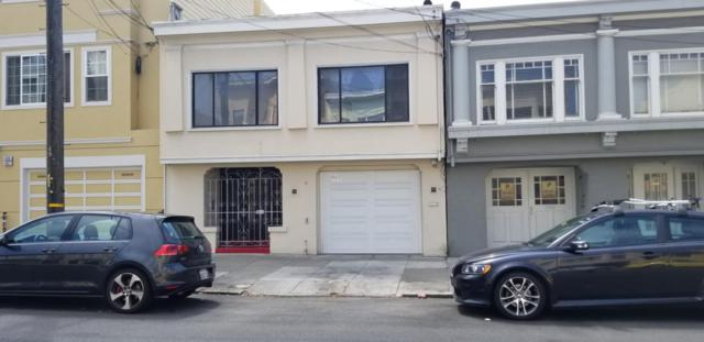 463 27th Ave, San Francisco, CA 94121 (#ML81721651) :: The Goss Real Estate Group, Keller Williams Bay Area Estates