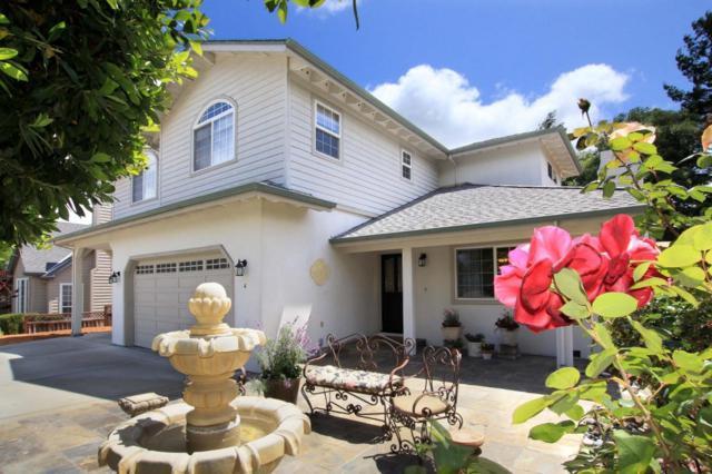 4 Dana Ct, Scotts Valley, CA 95066 (#ML81721693) :: Strock Real Estate