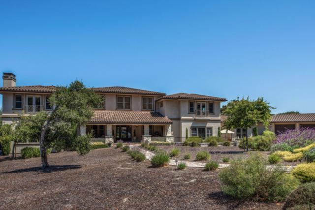 8120 Manjares, Monterey, CA 93940 (#ML81721713) :: Strock Real Estate