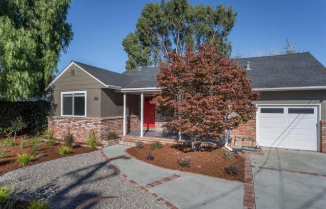 1021 Elmer St, Belmont, CA 94002 (#ML81722002) :: Strock Real Estate