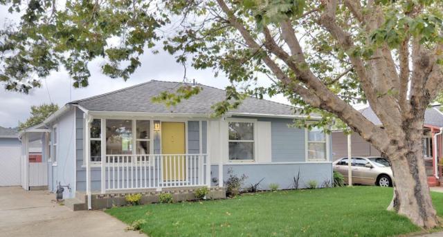 323 Beverly Ave, Millbrae, CA 94030 (#ML81722085) :: The Gilmartin Group