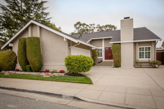 630 Sandy Hook Ct, Foster City, CA 94404 (#ML81722303) :: The Gilmartin Group