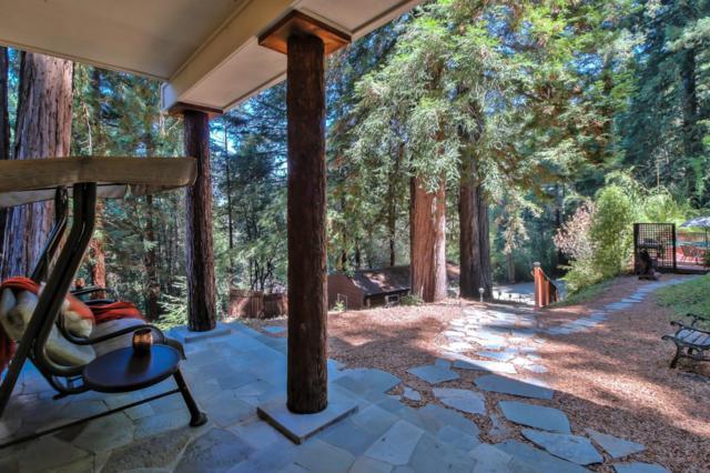 373 Summer Pl, Boulder Creek, CA 95006 (#ML81722315) :: Strock Real Estate