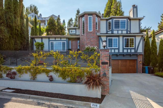 216 Exeter Ave, San Carlos, CA 94070 (#ML81722319) :: Julie Davis Sells Homes
