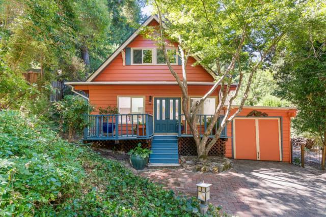 365 Meadow Dr, Boulder Creek, CA 95006 (#ML81722747) :: Strock Real Estate