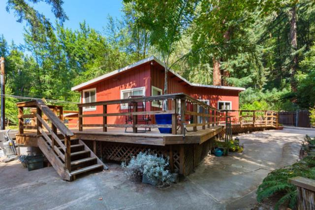 151 Mckenzie Creek Rd, Scotts Valley, CA 95066 (#ML81722750) :: The Warfel Gardin Group