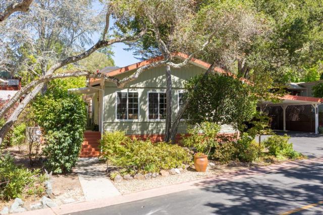552 Bean Creek Rd 217, Scotts Valley, CA 95066 (#ML81722775) :: Strock Real Estate