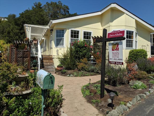 270 Hames Rd 37, Watsonville, CA 95076 (#ML81722787) :: The Kulda Real Estate Group