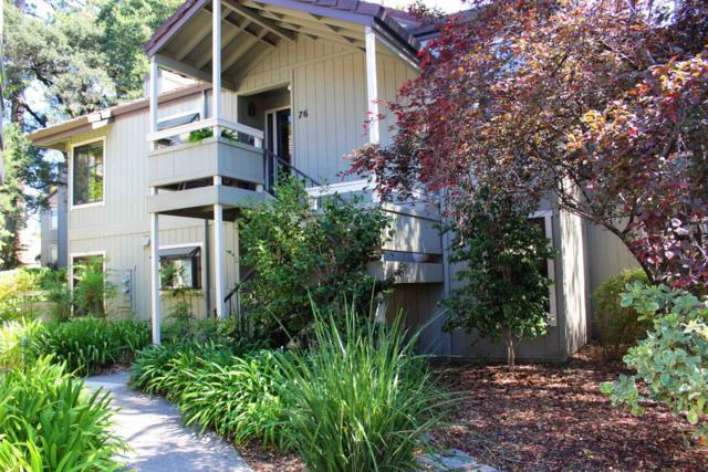 111 Bean Creek Rd 75, Scotts Valley, CA 95066 (#ML81722846) :: The Gilmartin Group