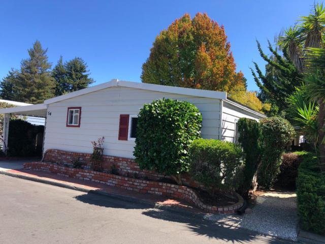 300 Plum St 54, Capitola, CA 95010 (#ML81722881) :: Strock Real Estate
