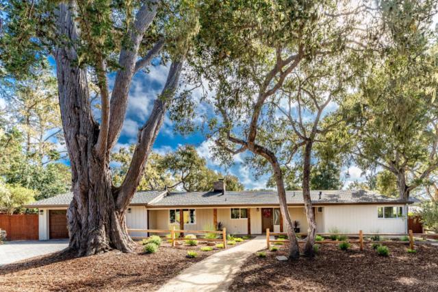 2852 Elk Run Rd, Pebble Beach, CA 93953 (#ML81722890) :: von Kaenel Real Estate Group