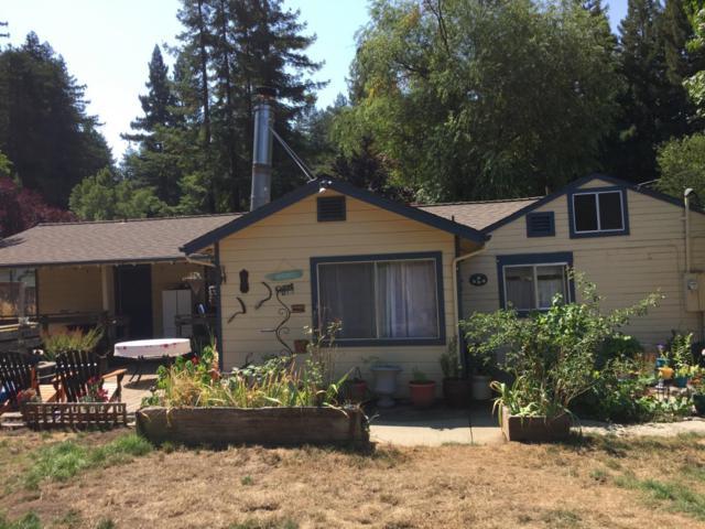 17780 China Grade Rd, Boulder Creek, CA 95006 (#ML81722906) :: Strock Real Estate