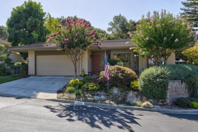 11023 Canyon Vista Dr, Cupertino, CA 95014 (#ML81723069) :: The Warfel Gardin Group