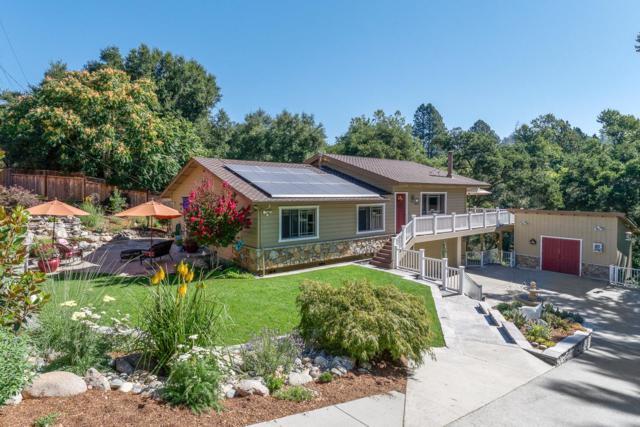 9340 Newell Creek Rd, Ben Lomond, CA 95005 (#ML81723070) :: Julie Davis Sells Homes