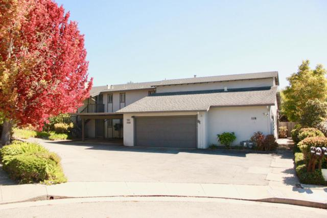 119 Manresa Ct, Aptos, CA 95003 (#ML81723091) :: Strock Real Estate