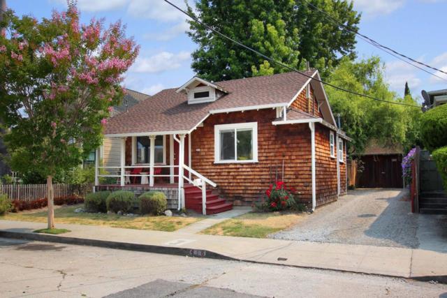 418 &418.5 Pennsylvania Ave, Santa Cruz, CA 95062 (#ML81723143) :: Strock Real Estate