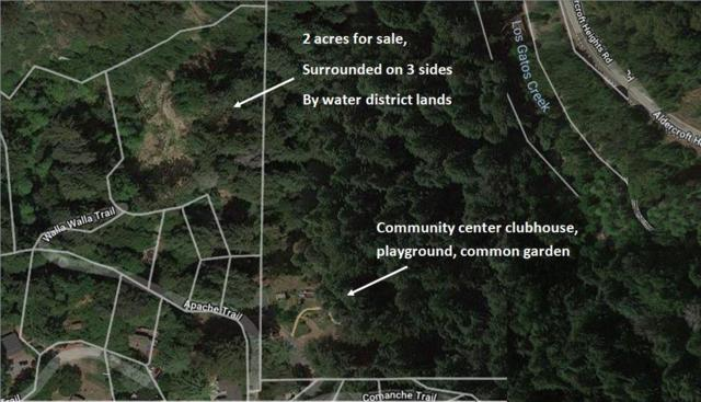 0 Walla Walla Trail, Los Gatos, CA 95030 (#ML81723171) :: Brett Jennings Real Estate Experts