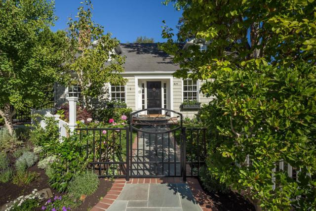 47 Hamilton Ct, Palo Alto, CA 94301 (#ML81723204) :: Julie Davis Sells Homes