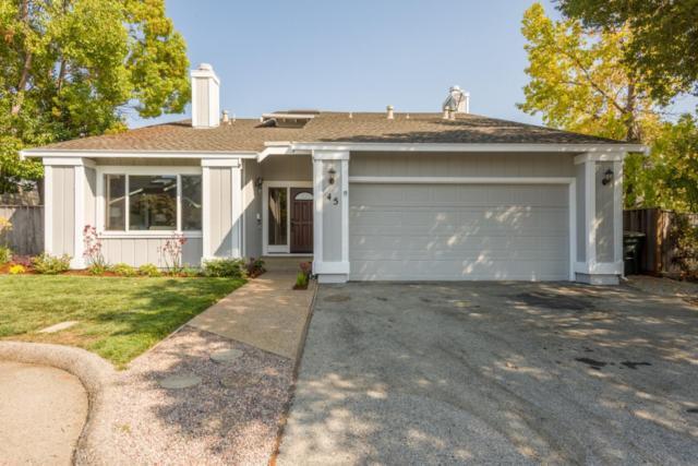 45 Mariani Ct, Redwood City, CA 94062 (#ML81723283) :: von Kaenel Real Estate Group