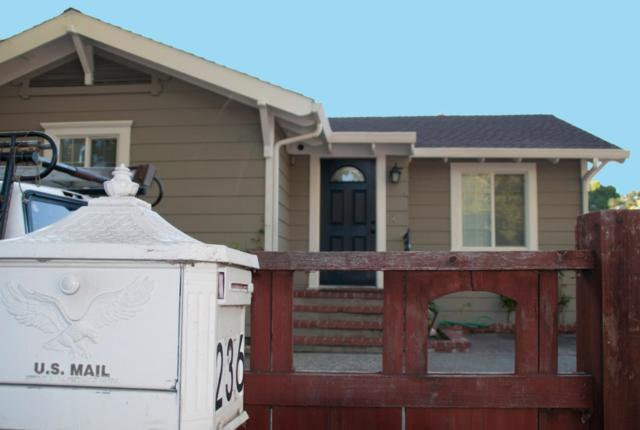 236 Center, Redwood City, CA 94061 (#ML81723388) :: Strock Real Estate