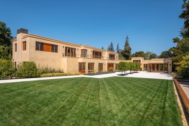2186 Parkside Ave, Hillsborough, CA 94010 (#ML81723392) :: Perisson Real Estate, Inc.
