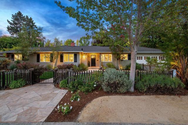 500 San Mateo Dr, Menlo Park, CA 94025 (#ML81723488) :: Julie Davis Sells Homes