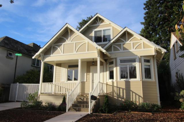 1345 Cabrillo Ave., Burlingame, CA 94010 (#ML81723489) :: The Gilmartin Group