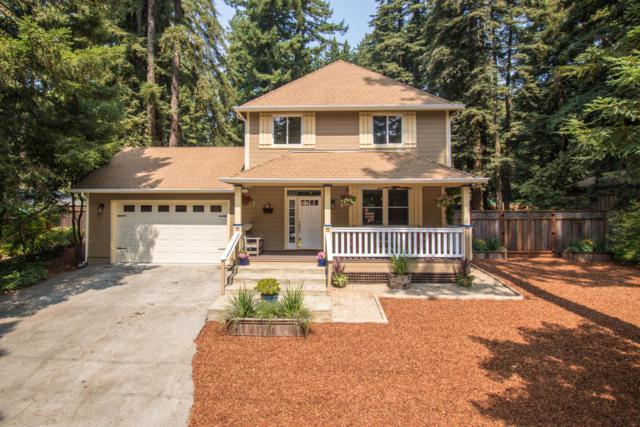 128 Huckleberry Trl, Woodside, CA 94062 (#ML81723502) :: Strock Real Estate