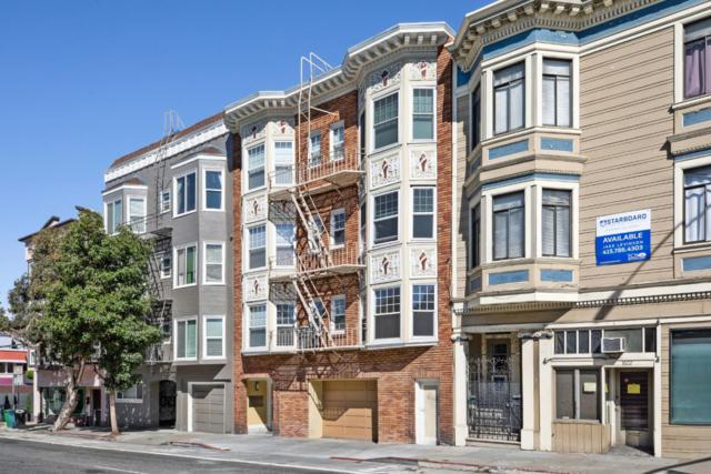1610 Lombard St, San Francisco, CA 94123 (#ML81723519) :: The Goss Real Estate Group, Keller Williams Bay Area Estates