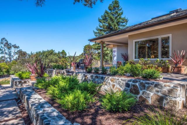 21 La Rancheria, Carmel Valley, CA 93924 (#ML81723531) :: The Warfel Gardin Group